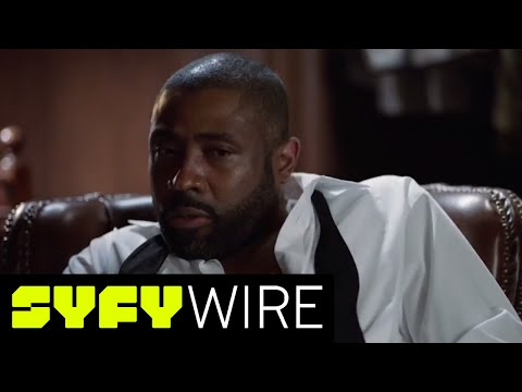 Black Lightning Cast On Musical Episodes, Unhappy Superheroes And More | SYFY WIRE