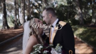 Molly and JJ's Wedding Film | Winter Park, FL