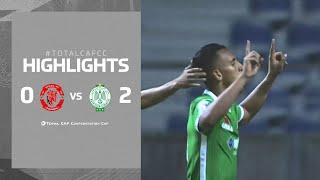 HIGHLIGHTS   Nkana FC 0 - 2 Raja CA   Matchday 2   #TotalCAFCC