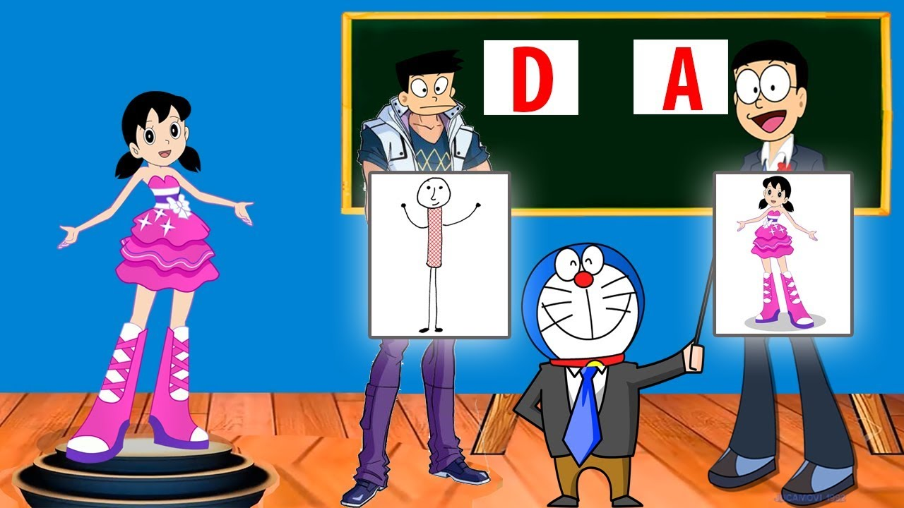 doremon tiếng việt 2018 phim hoạt hình doremon mới nhất doremon