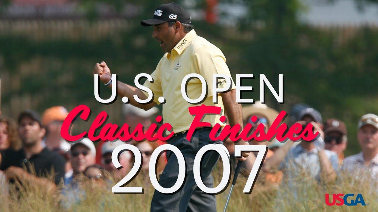 U.S. Open Classic Finishes: 2007