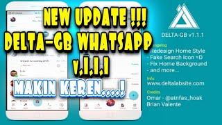 gb whatsapp new update