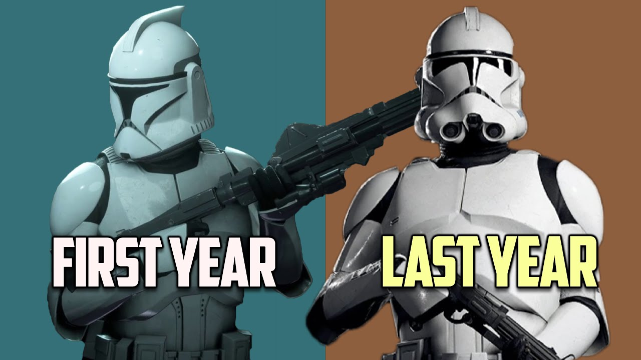 5 Tactical Upgrades the Clone Troopers Made During the Clone Wars