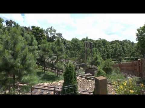 Big Grizzly Mountain Runaway Mine Cars - Hong Kong Disneyland
