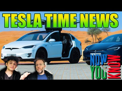Tesla Time News - Tesla Price Drop! and more!