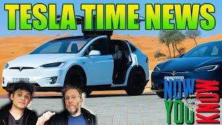 Tesla Time News - Tesla Price Drop! and more!
