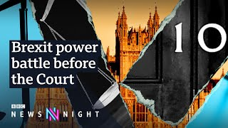 Brexit: Who's really in control? - BBC Newsnight