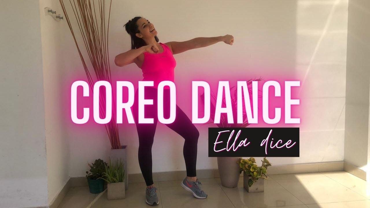 DANCE COREO - ELLA DICE tini - khea