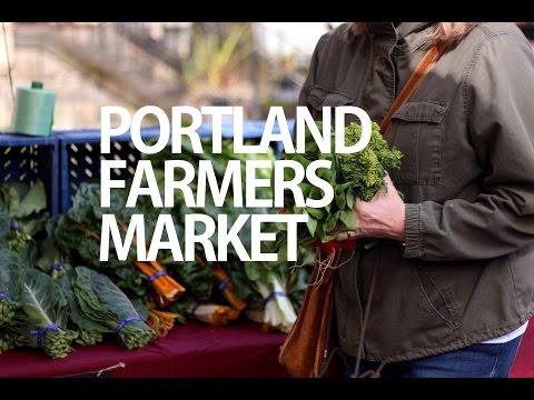 Portland Farmers Market | 2016