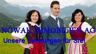 Gratis Nowak Immobilien AG Berchtesgaden auf Regionalfernsehen Oberbayern RFO Immobilienauktion