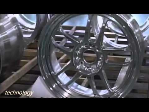 Engineering technology from Japan: CNC Machine | Wheel Machines