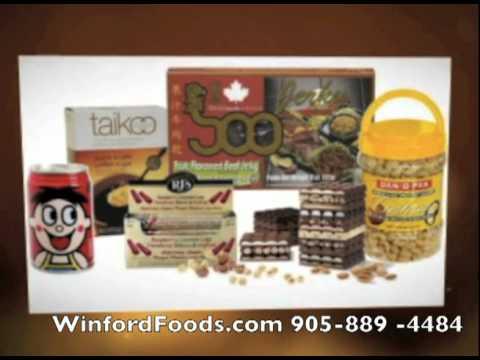 Winford Foods Ltd - Toronto Food Distributors