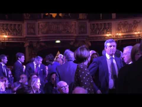 I 60 anni della Adler Plastic: serata di gala al San Carlo di Napoli / VIDEO