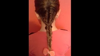 Łatwy kłos|| Idealna fryzura do szkoły|| Hairstyles