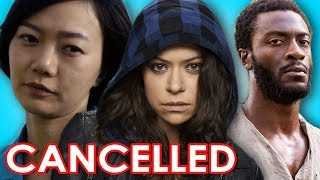 TV Shows Cancellations 2017