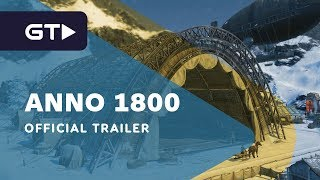 Anno 1800 - The Passage DLC Official Trailer