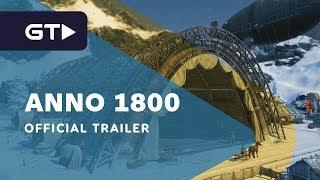 Anno 1800 - The Passage DLC Official Trailer