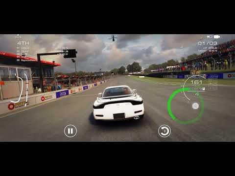 Mobile Forza horizon 4 graphic Grid autosport.