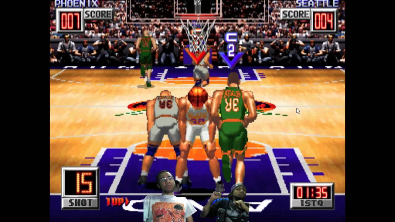 Run And Gun 2 Best Arcade Basketball Game Ever Youtube