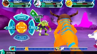 [Test] PPSSPP  Digimon Adventure for Android