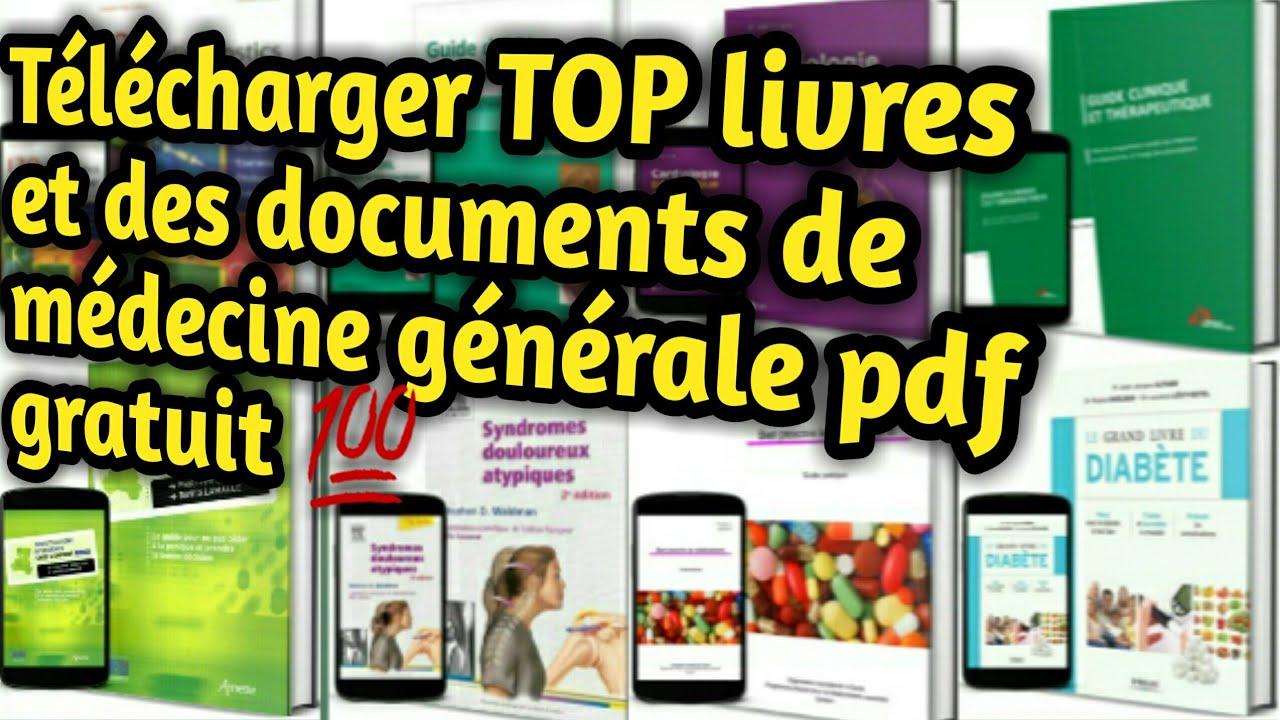 Télécharger Top Livres De Médecine Générale Pdf Gratuit Youtube
