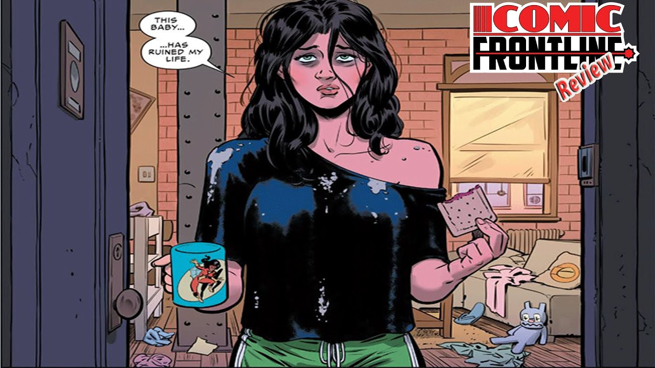 sc 1 st  YouTube & Spider-Woman #5 ?Jessica Calls it Quits? - YouTube
