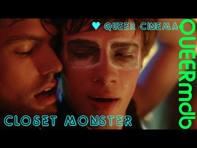 Closet Monster   Film 2015 -- schwul   gay themed movie [Full HD Trailer]