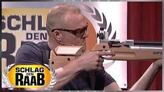 Luftgewehr - Schlag den Raab 46