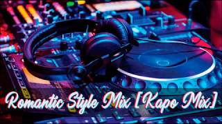Reggae Mix - Romantic Style Mix (By Kapo)