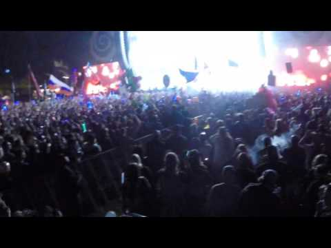 Skrillex live full set in HD @ Okeechobee Music Festival in Okeechobee, Florida on March 5, 2016
