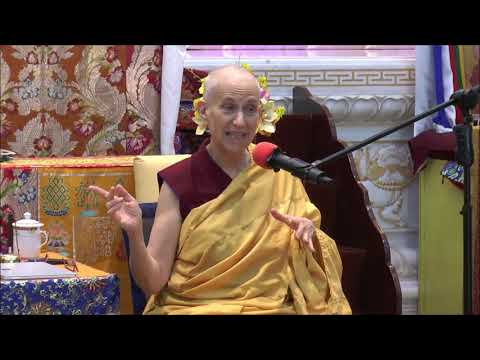 Part 1/5 Turning the Mind to the Dharma by Ven. Chodron (Day 1 S1)