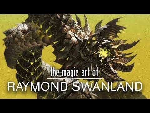 The Magic Art of Raymond Swanland