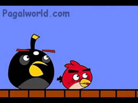 Mario in Angry Birds Funny Pagalworld Com