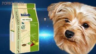 Корм для собак Bosch | Ингредиенты | Отзывы.