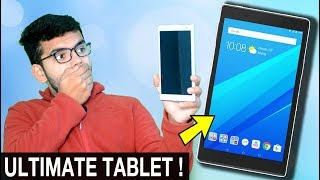 Lenovo Tab 8 Plus In-Depth Review in Hindi | The Best Tablet Under Rs.20,000 in INDIA?