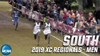 Men's South Regional - 2019 NCAA Cross Country - Final 6 minutes