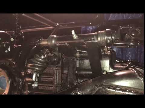 091/1 Vanagon Transmission in a VW Rail Buggy