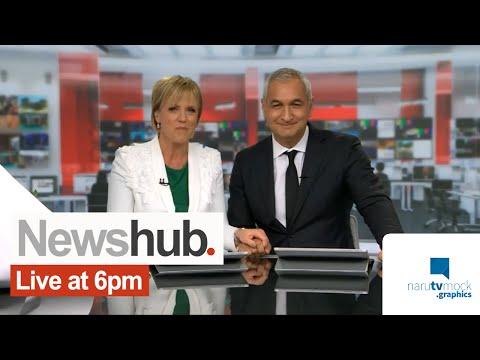 Newshub Live at 6pm: Hilary Barry's Last Bulletin : 27th May 2016