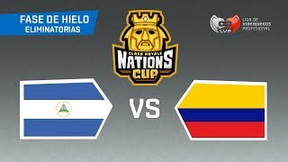 CR Nations Cup  Nicaragua vs Colombia