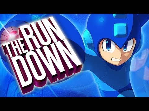 Mega Man Coming to Switch! - The Rundown - Electric Playground