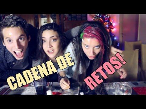 CADENA DE RETOS / #BesoBarbica ? - Mica Suarez ft BNT