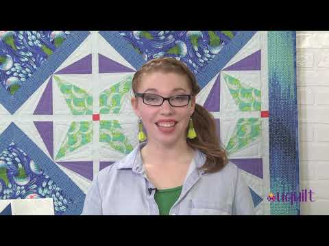 Tips & Tricks to Make an Ohio Star Quilt Block - uquilt with Emily