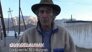 Ecotourisme au Tadjikistan