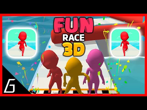 fun-race-3d---gameplay---first-levels-1---10-+-bonus-levels-(ios---android)