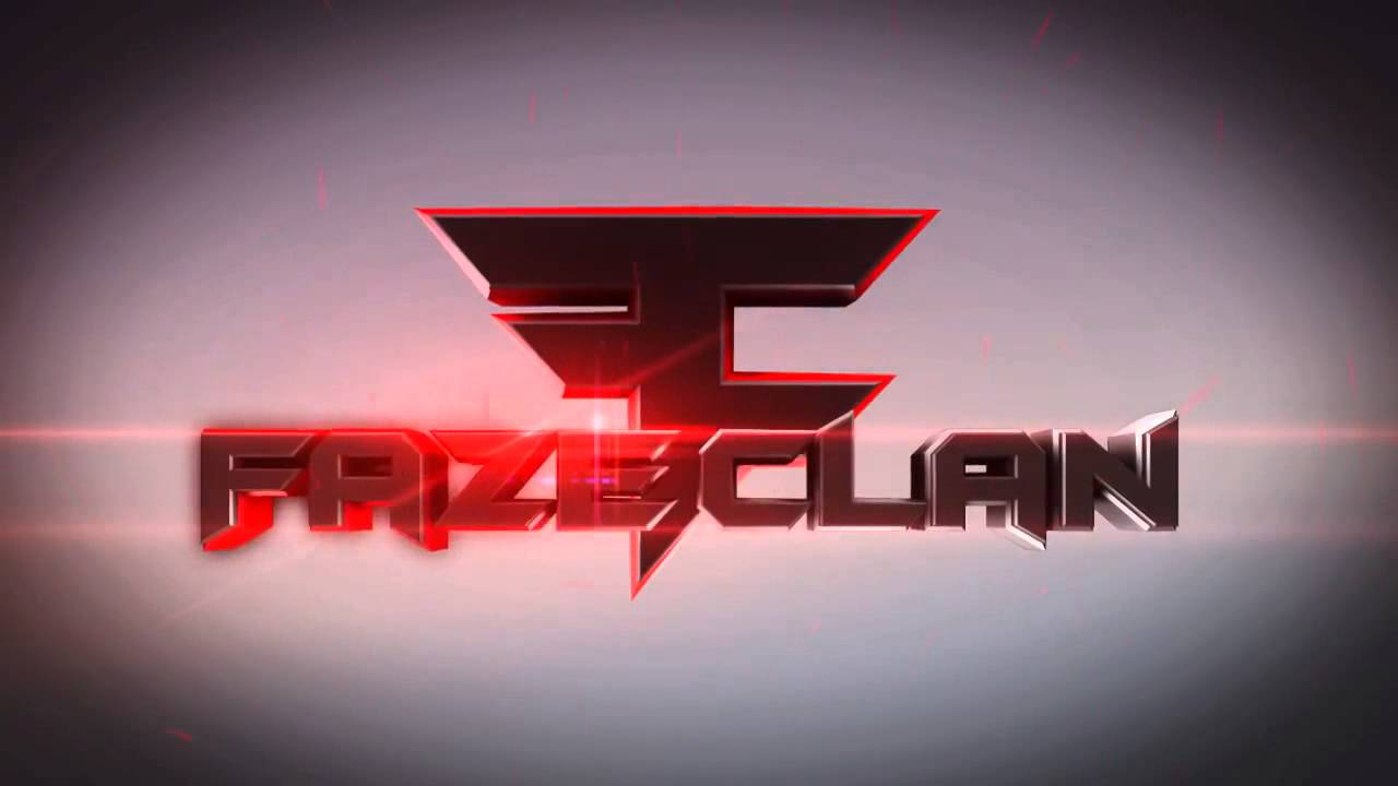 faze clan intro template  free download   - new c4d