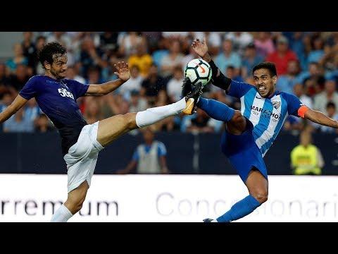 Un buen Málaga no se lleva su trofeo (0-1)