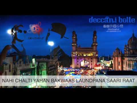 DECCANI BOLTE | Hyderabadi Kiraak Gaana Part 2 | DeathRap | 2016