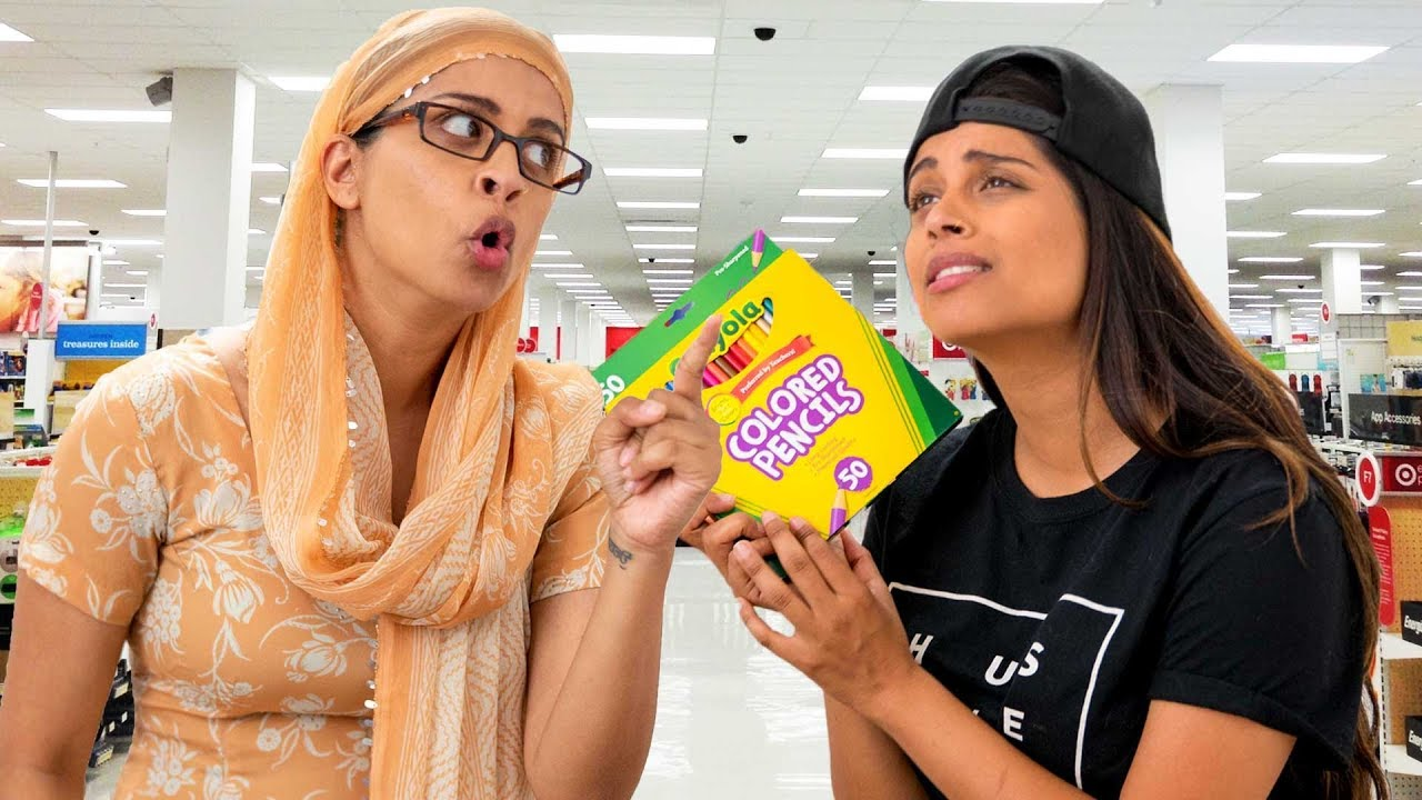264188bff63 Back to School Shopping With Cheap Parents - YouTube