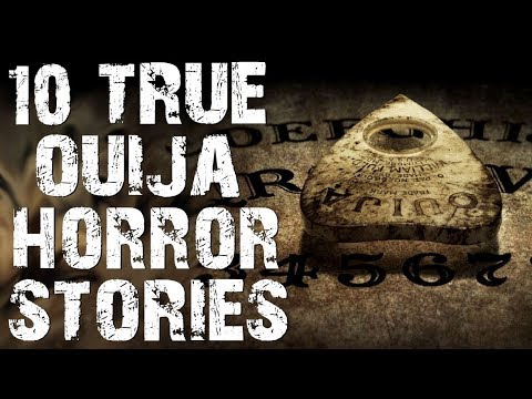 10 TRUE Dark & Terrifying Ouija Board Horror Stories to Freak You Out! | (Scary Stories)