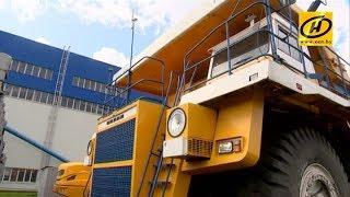 Премьер министр посетил БелАЗ  Чем удивил флагман машиностроения?
